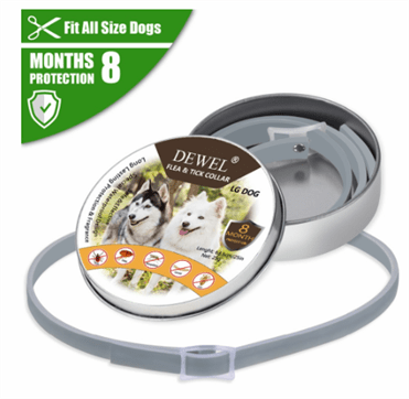 Dewel Flea And Tick Collar - 8 Months Protection